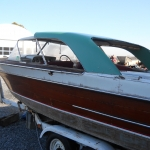 1957 Chris Craft 21' Continental