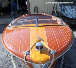18 ft. 1952 Chris Craft Riviera