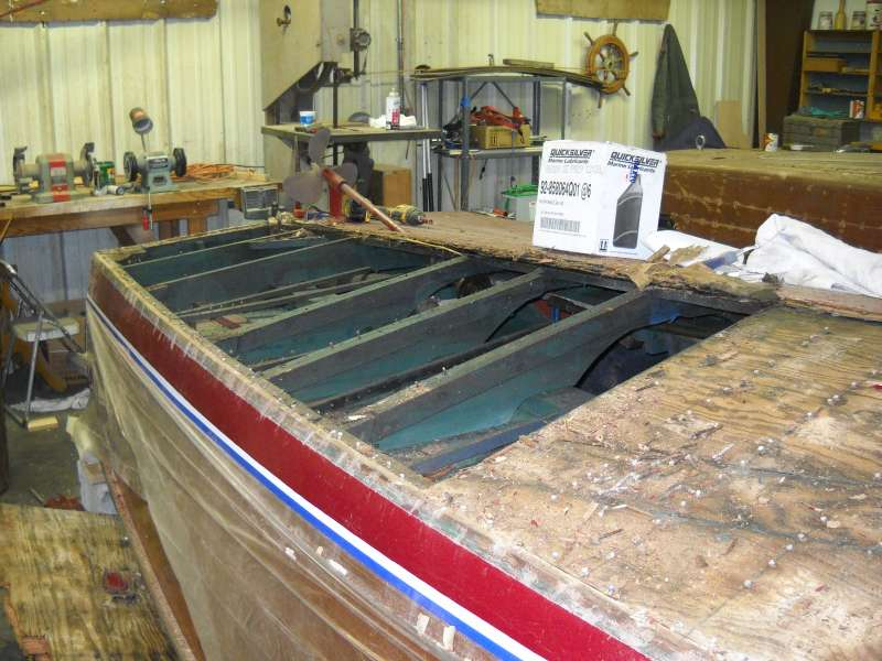 Past projects archives dockside boat works for Chris craft boat restoration